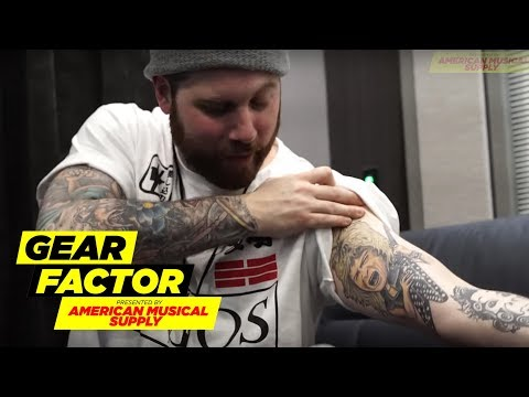 A Day To Remember's KEVIN SKAFF: My 5 Favorite Guitarists