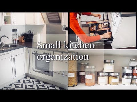 small-kitchen-organization- -before-and-after- -sara-dzodzo