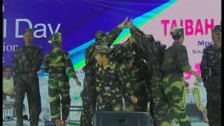 7th Annual Day Song Kandhon Se Milte Hain Kandhe