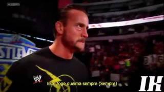 WWE CM Punk Theme Song 2011   Legendado em Português