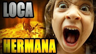 🤷♀️ La HERMANA de un SCAMER se SALE de CONTROL 🤣 SCAMEANDO A SCAMERS en FORTNITE