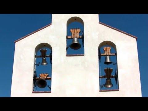 Cloches de l'église Saint-Joseph-des-Carmes de Montréal (Aude)