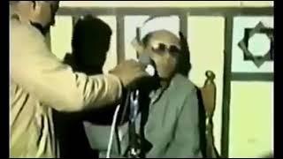 فيديو نادر للشيخ سعيد حافظ رحمه الله. ياخير خلق الله يارحمة للعالمين أرسلك الله  يا رحمة مُهدَاة يا