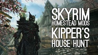Skyrim Homestead Mods: Let's Play Skyrim Remastered on PS4 - KIPPERS' HERO HOUSE HUNT