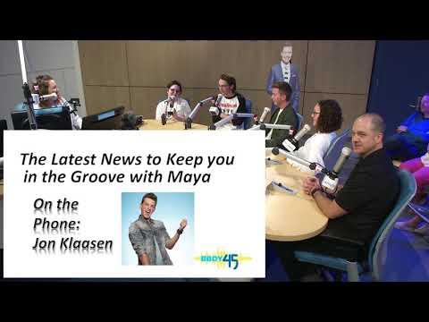 Fresh Men And Jon Klaasen Interview