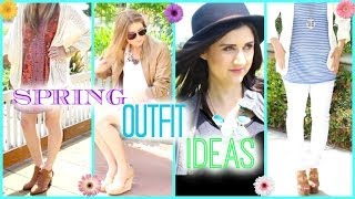 Spring Outfit Ideas ♡ (21 weeks)