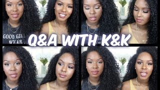 Q&A w/ K&K | Life Regrets, Kids, & Healthy Eating?