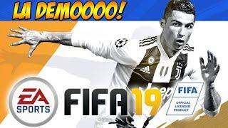 FINALMENTE LA DEMO DI FIFA 19! GAMEPLAY IN LIVE
