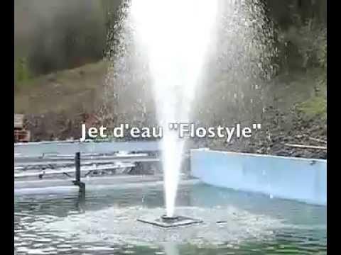 jet d eau flottant flostyle flobull fr