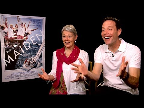 Tracy Edwards And Director Alex Holmes Talk MAIDEN Documentary