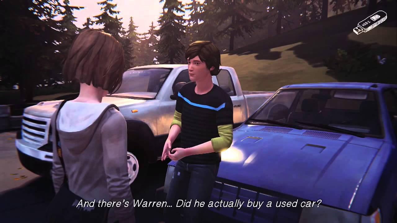The Sad Saga Of Warren Life Is Strange Youtube