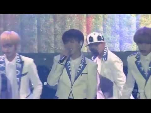 150906 MONSTA X (몬스타엑스) - Steal Your Heart (훔쳐) @ 서울걸즈컬렉션 SGC Super Live