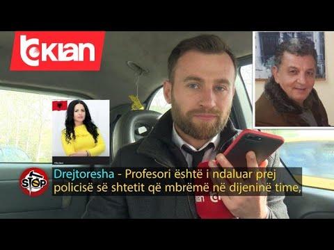 Stop - Profesori Zhigolo, vihet ne pranga dhe pezullohet nga puna! (12 shkurt 2020)