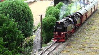 Harzbahntag 2014, Teil 1/2; Harz Railroad Day, Part 1/2