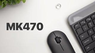 Logitech MK470 Wireless Keyboard + Mouse Combo Review