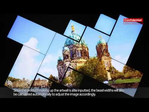 Samsung MagicInfo VideoWall I Sollution