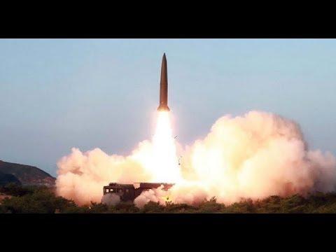 N.Korea, Iran, US & Israel test Missiles-South Korea to send naval unit to Strait of Hormuz