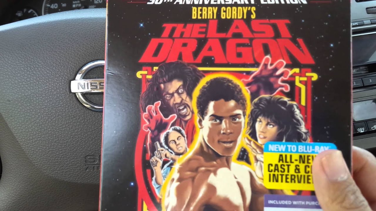 Gordy Movie Cast with the last dragon bluray - youtube