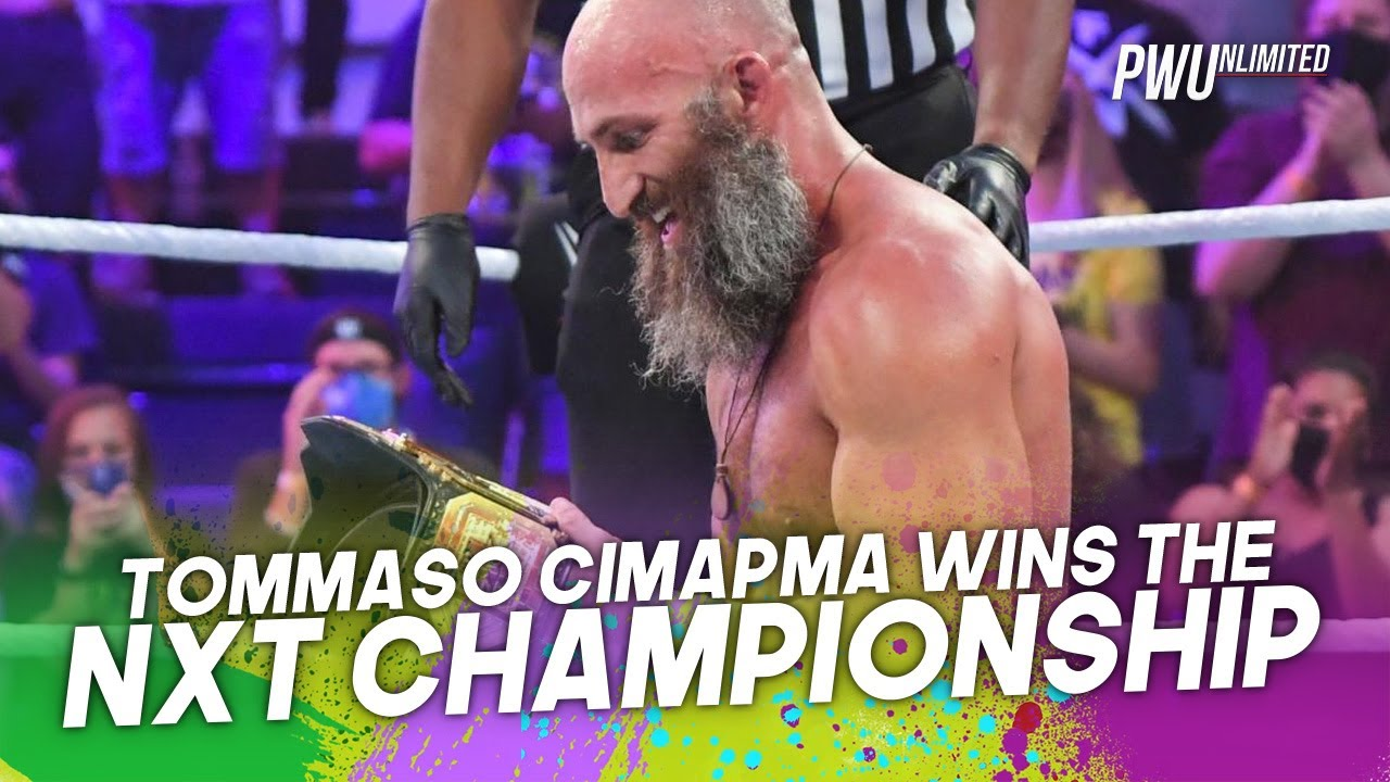 Tommaso Ciampa Wins The NXT Championship, Possible First Challenger Teased