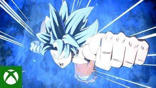 DRAGON BALL FighterZ | Ultra Instinct Goku Showcase Trailer