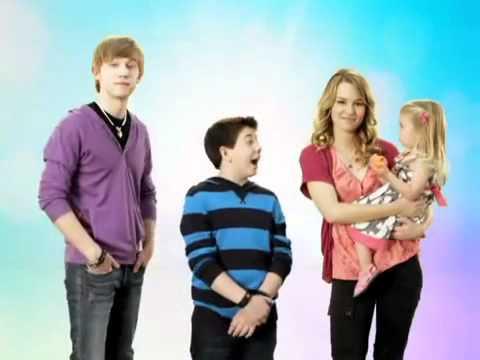 Disney Channel Russia - С Днем Рождения! - Держись, Чарли!