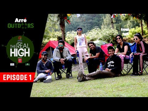 Episode 1 - The Real High With Rannvijay Singha | Surviving In The Wild | Arre Outdoors