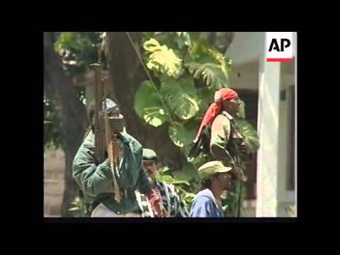INDONESIA: EAST TIMOR: UNREST