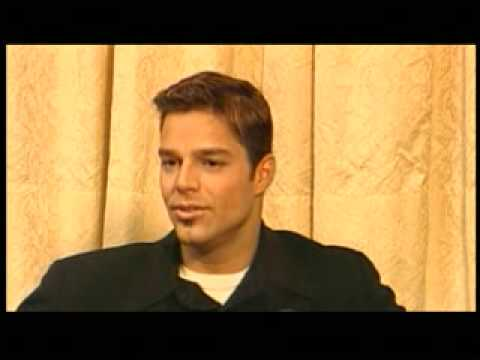 Ricky Martin - Historical Exlusive Interview (Part 1 Of 2)