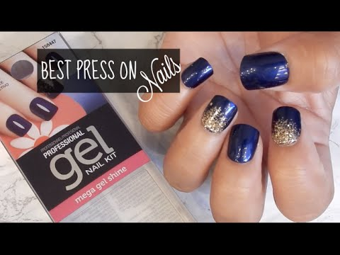 Best Press On Nails Evaaa Youtube