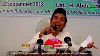 BARU Tanya Jawab Ustadz Abdul Somad di Kulim