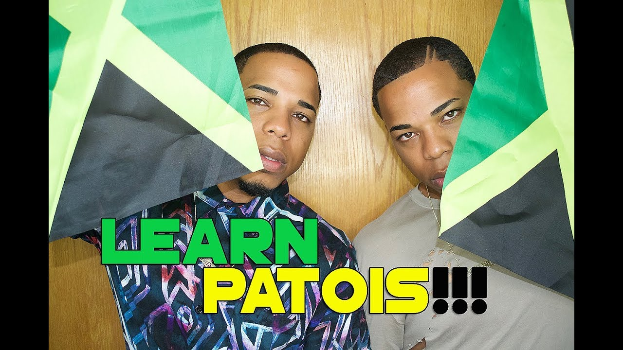 How To Speak Jamaican (Patois/Patwah/Patwa) PT. 1