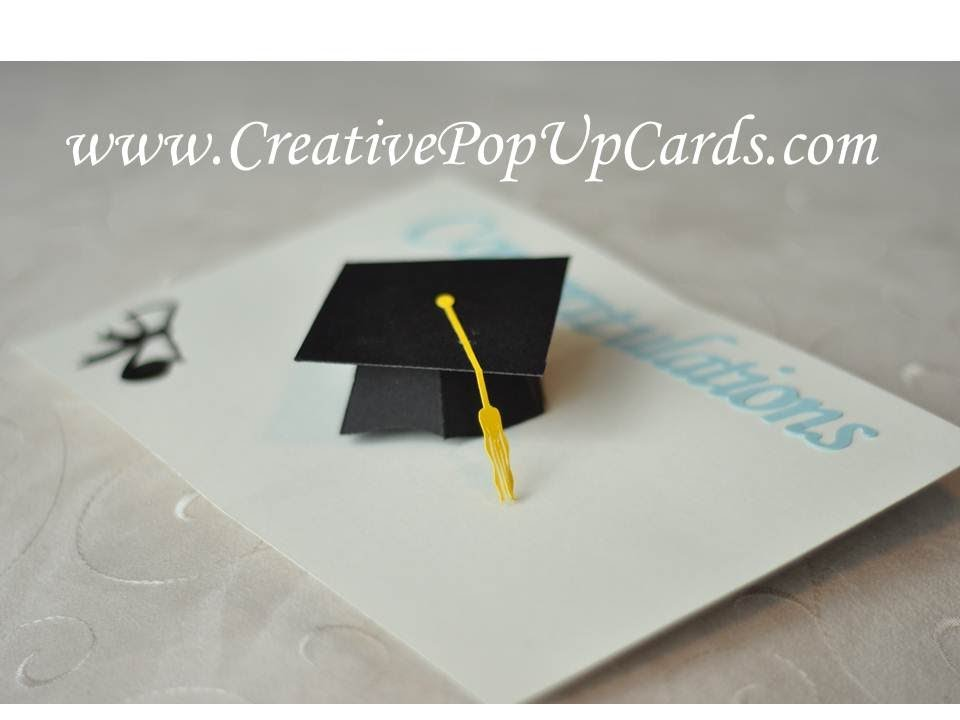 Origami Pop Up Card Youtube