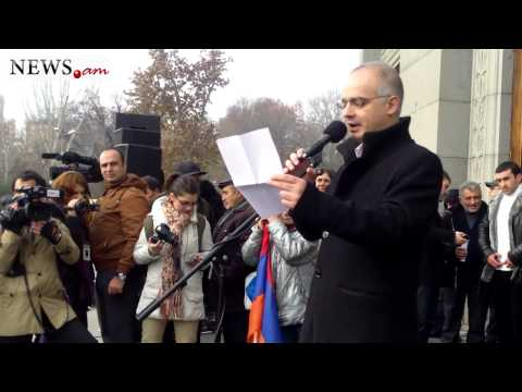Levon Zurabyan about human rights protection in Armenai
