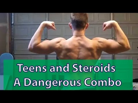 Determine Whether Your Child Is Applying Steroid Drugs