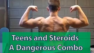 Teens and Steroids - A Bigger Problem Than We Think