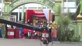 Damai Indonesiaku-DK Percussion 5/7/2015 Masjid Nurul Huda Pulomas