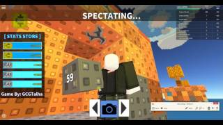 RobLOX Maratón: #5 SKYWARS