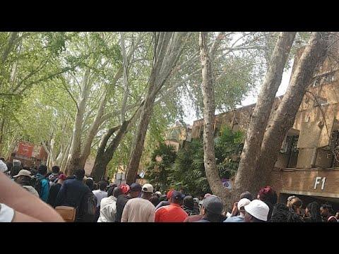 EFFSC Potch x SASCO Potch ... North West University Language Policy Protest