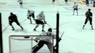 1993: The Great One, two and three vs Maple Leafs