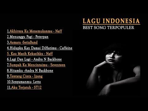 Kumpulan Top Pop Indonesia Paling Populer Lagu Terbaru Tahun 2020 | Lagu Pop Terpopuler Tahun 2000
