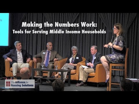 Making Numbers Work: Panel 2 from Leckey Forum 2016