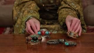 Дагестанские старинные Украшения ювелирные изделия 2