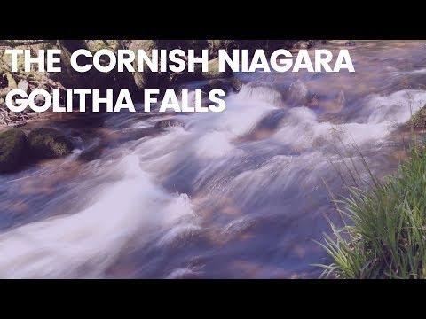 The Cornish Niagara - Golitha Falls A Tourists Guide