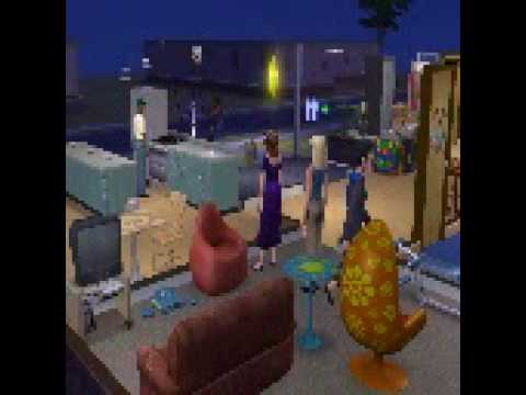 Los Sims 2 - ¡Sandra ha crecido!