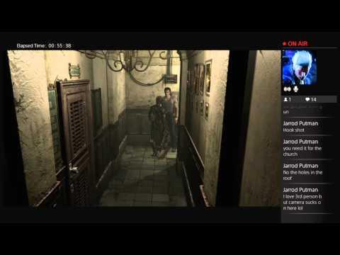 (Blind) RE0 Playthrough Part 4 - Return The Slab...