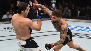 Top Finishes: Cody Garbrandt