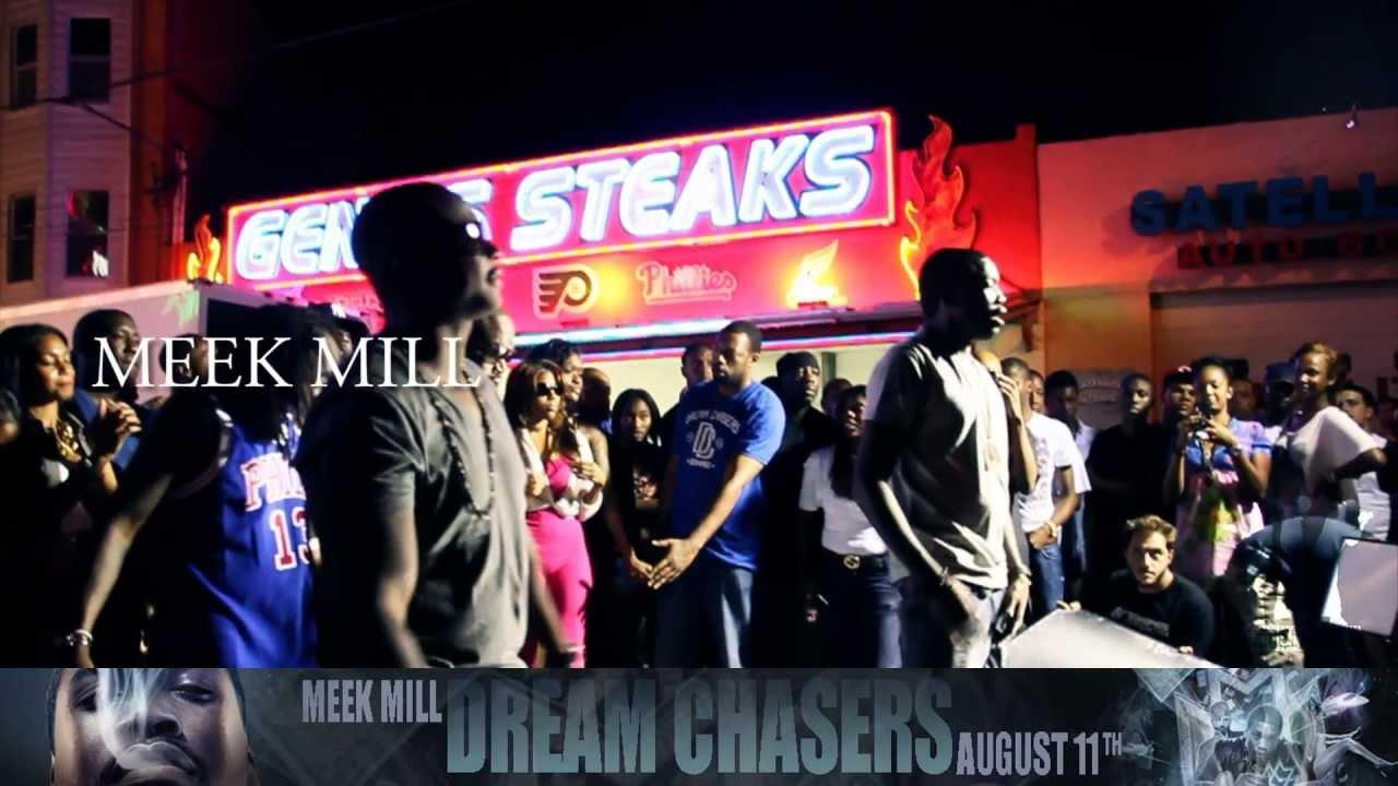 "Download Meek Mill ""I'ma Boss"" Video Shoot Behind the scene W/ WhoShotYaFilm"