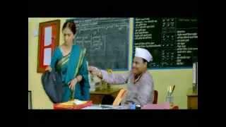 SUNIL HOLKAR.... in marathi movie ANKGANIT ANANDACHE..