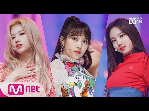 TWICE - FANCY Comeback Stage  M COUNTDOWN 190425 EP616