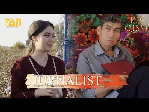 Журналист Сериали 155 - қисм L Jurnalist Seriali 155 - Qism